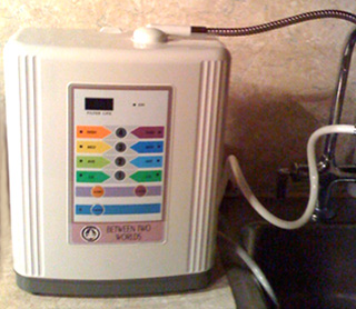 Japanese Alkaline Water Filtration Systems Clean Alkaline